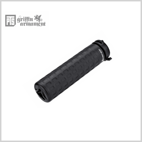PTS Griffin Armament New M4SD-K Mock Suppressor (BK)
