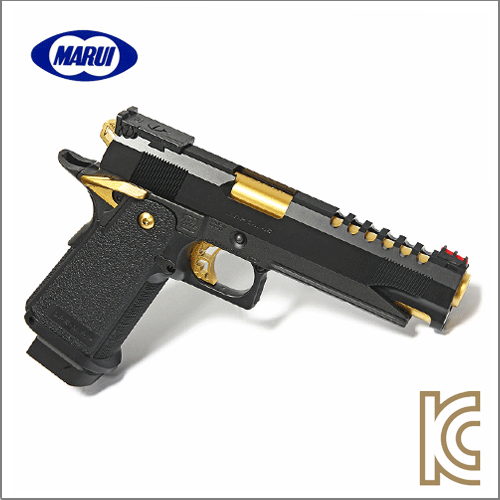 MARUI Hi Capa 5.1 Gold Match