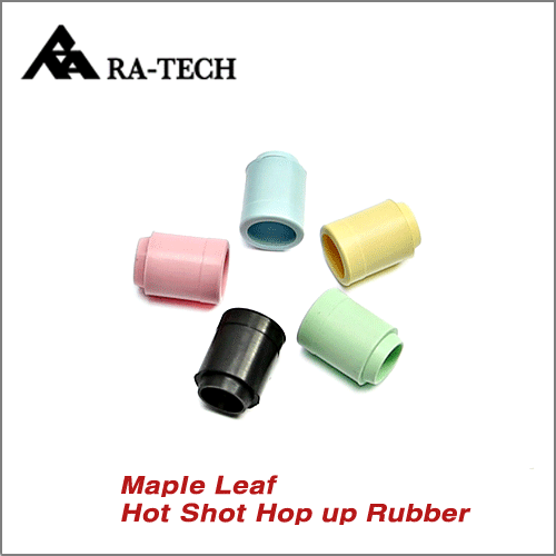 Maple Leaf Hot Shot Hop up Rubber [80°/ 75°/ 70°/ 60°/ 50°]