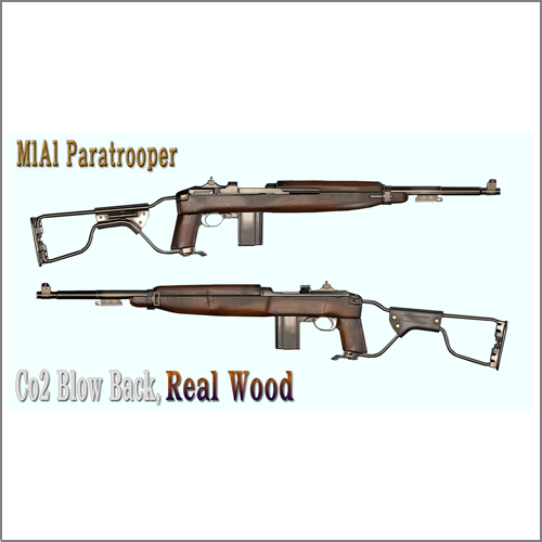 킹암스 M1A1 Paratrooper / Co2 버전