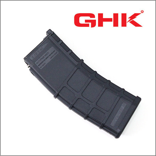 LCT GHK M4 GMAG Light Weight Magazine BK