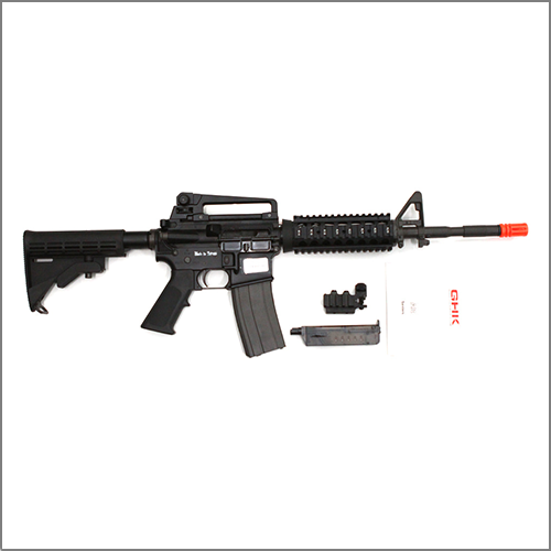 LCT GHK M4 RAS GBBR Ver.2 Colt Marking 가스라이플