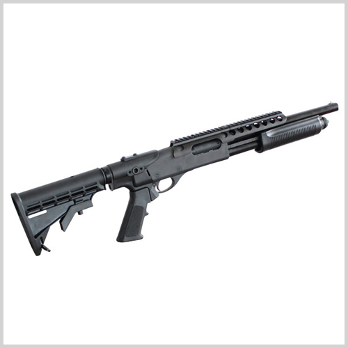 PPS M870 RIS & M4 Stock Shotgun(가스 탄피식)