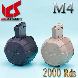 ICS Multi-Drum Magazine