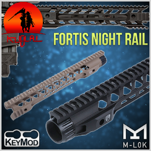 PTS Fortis Night Rail
