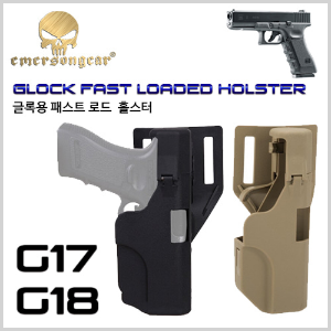 Glock Fast Loaded Holster 글록 홀스터