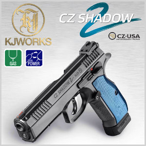KJW 가스 핸드건 CZ Shadow 2 (GAS/Co2)