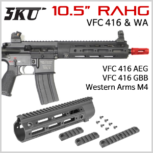 R.A.H.G. for WA & VFC 416 레일