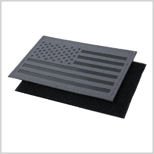 G TMC Large US Flag Infrared Patch 패치 (WG)