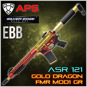 APS [EBB] Gold Dragon FMR MOD1 GR / ASR121 전동건