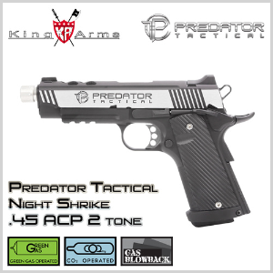 Predator Tactical Night Shrike .45