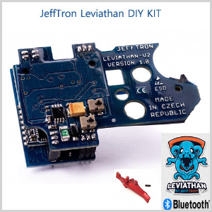 JeffTron社 Leviathan Processor CMBC Ver.2 DIY KIT(RED Trigger)