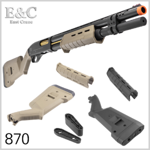 870 Polymer Forend & Stock Set 스톡 세트