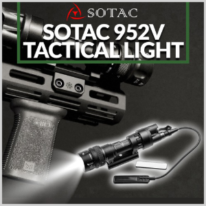 SOTAC 952V Tactical Light - 라이트
