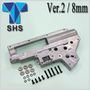 Ver.2 Gearbox Housing / 8mm SHS 2형식 기어박스