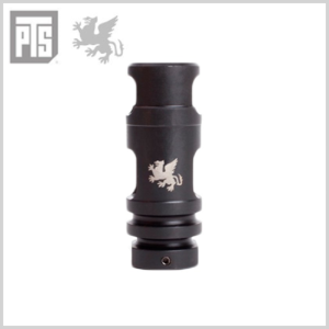 PTS Griffin M4SD Muzzle Brake 14mm 역나사