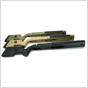Maple Leaf Stock for MLC 338 Sniper Rifle [for MARUI VSR 10 ]