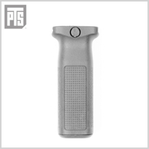 PTS EPF2 Vertical Foregrip with AEG battery storage (BLACK)