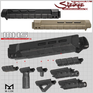 Striker MHS Handguard with M-LOK