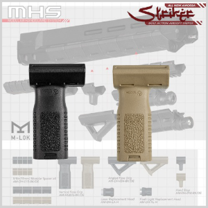 MHS Vertical Fore Grip