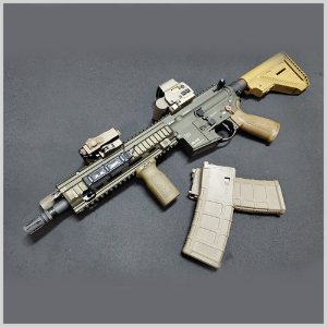HAO HK416A5 Conversion kit for Marui MWS