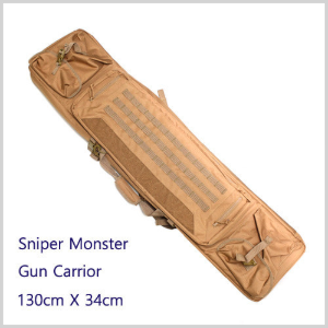 IF Monster Gun Carrior (Double Sniper & 1 Assault Riffle)
