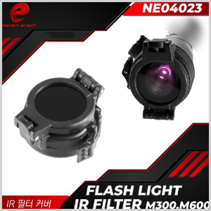 [NE04023] Flash Light IR Filter (M300,M600)