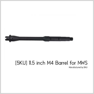 [5KU] 11.5 inch M4 Barrel for MWS