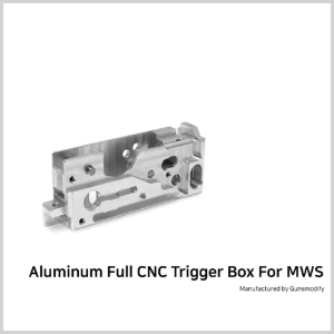 [GM] Aluminum Full CNC Trigger Box For MWS