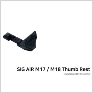 [Revanchist] SIG AIR M17 M18 Thumb Rest