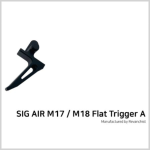 [Revanchist] SIG AIR M17 M18 Flat Trigger A