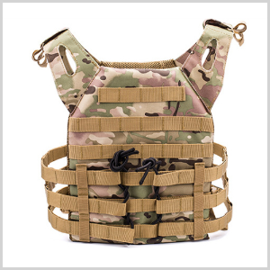 600D Molle Plate Carrier
